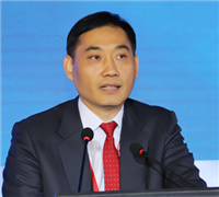 第一创业证券股份有限公司总裁、中国证券业协会固定收益专业委员会主任委员钱龙海