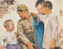 日本侵华时期的宣传画