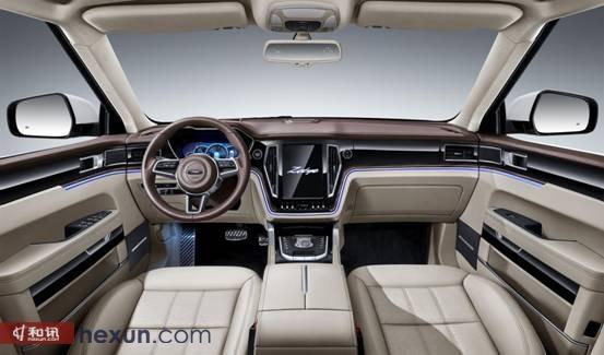 众泰T700预售价区间为13万-18万元 5月底正式上市