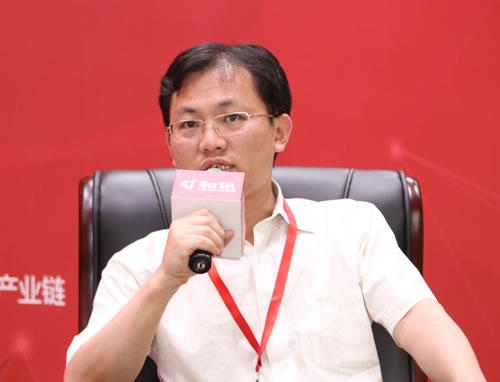 何文:VC看重两条线服务农业产业发展
