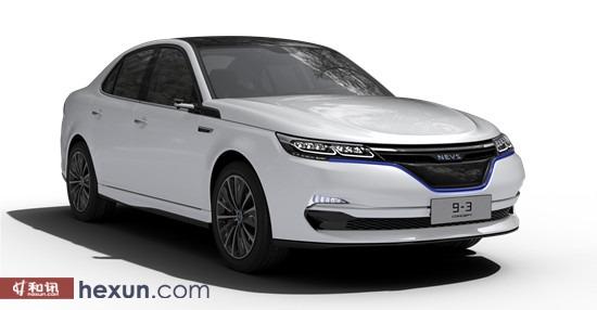 国能电动两款概念车上海CES亚洲展将亮相 2018年正式上市
