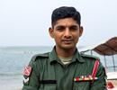 我在斯里兰卡拍军警