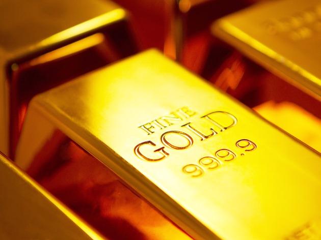 美元延续弱势金价上冲 投资者可做多黄金