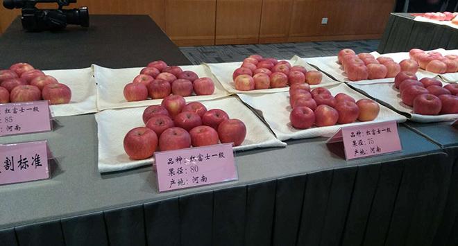 12月22日,全球首个苹果期货上市