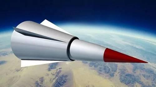 网上流传的DF-ZF拙劣音速滑翔飞走器模拟图