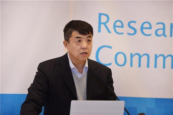 中国人民大学出版社副社长孟超