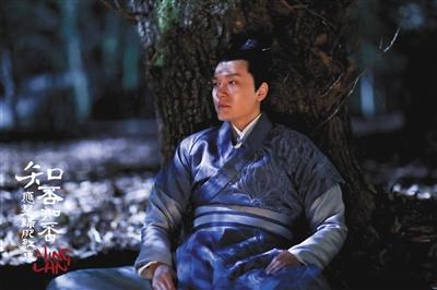 冯绍峰饰演顾廷烨。