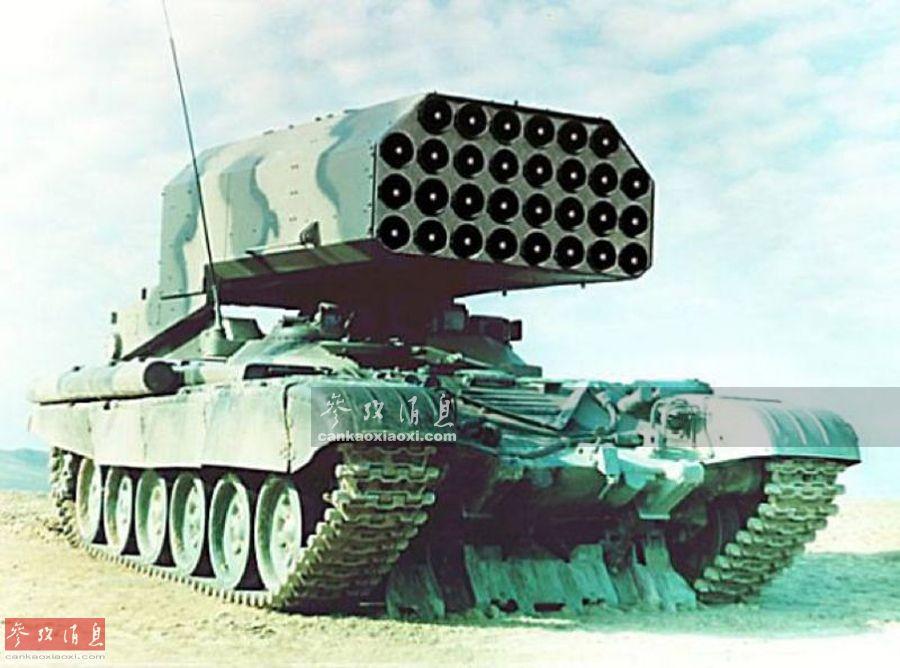 资料图片:俄军D-30牵引榴弹炮群齐射演习。(图片来源于网络)