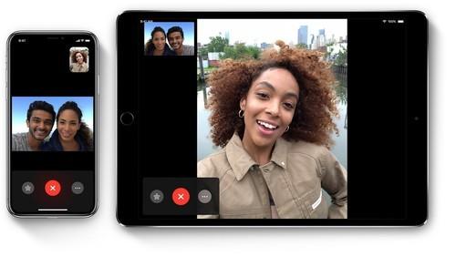 苹果FaceTime用户通话遭偷听(图片来自support)