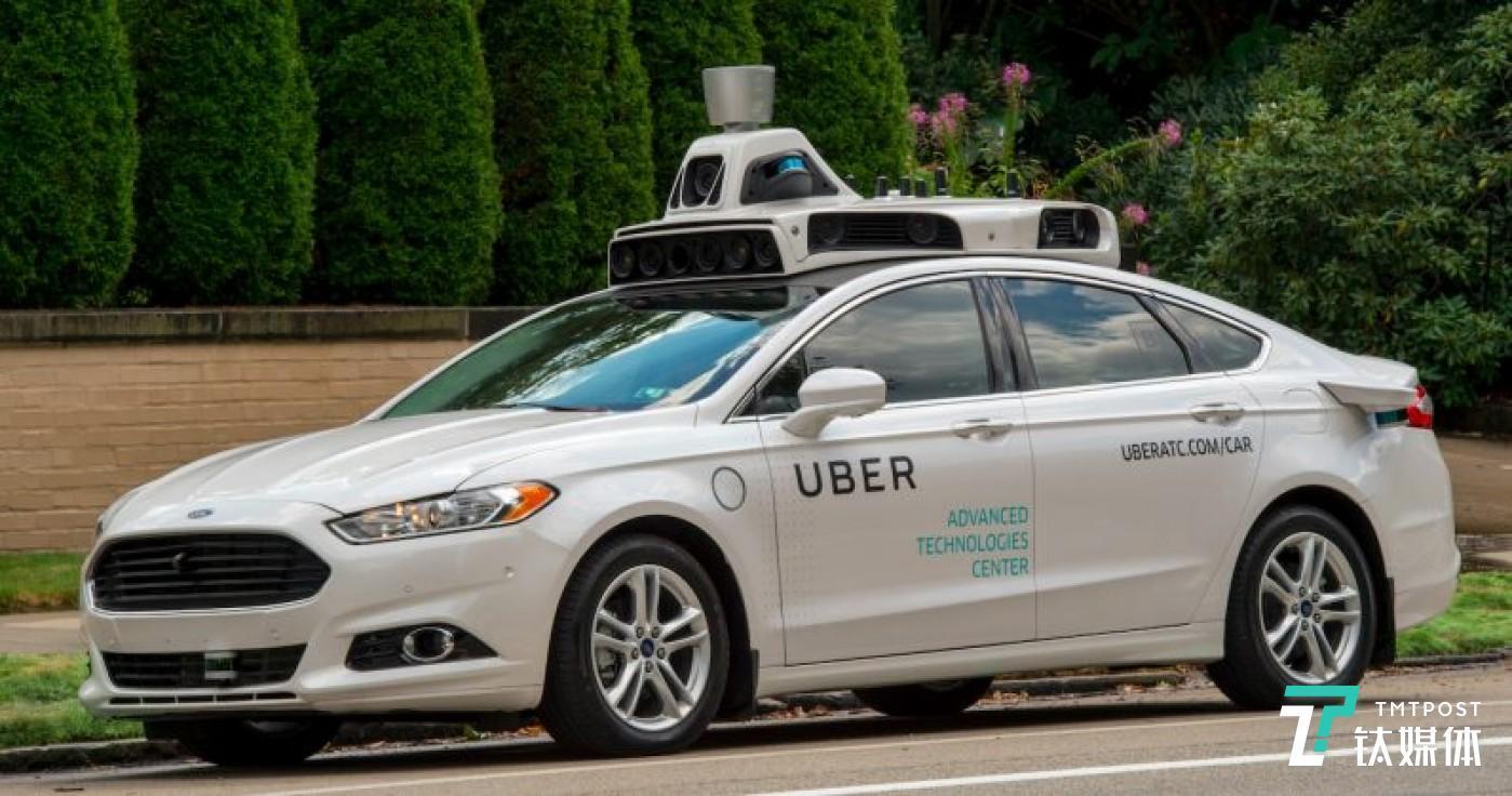 无人车撞死行人案宣判,Uber不承担责任