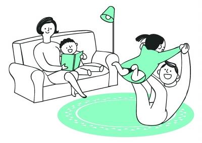 科学的养育在家庭