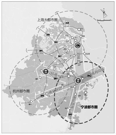 """宁波都市圈如何修炼""""降龙十八掌""""?"""