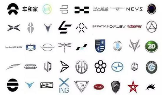 中国的造车新势力们