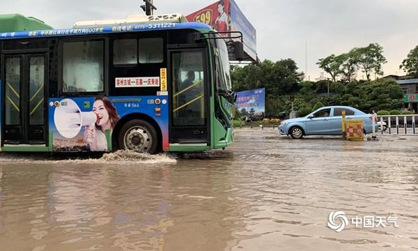 广西未来三天仍多降雨 局地大暴雨