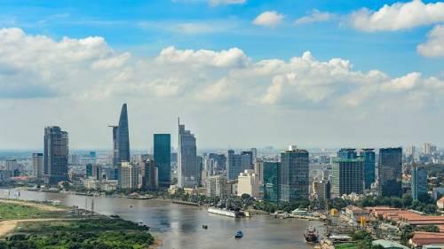 胡志明市(图片来源:维基百科)