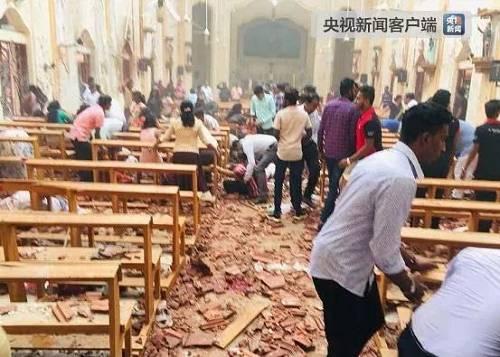 第八起!斯里兰卡爆炸还在继续,已致187死499伤!4名中国公民受伤