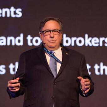 美国MLS Listings总裁兼CEO詹姆斯出席贝壳新居住大会 亲揭MLS三大战术打法