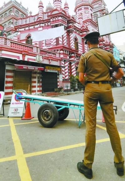 斯里兰卡爆炸遇难人数下调百人