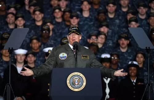 全球军费支出排名:美国军费超8国总和