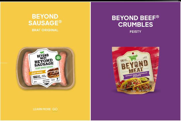 比尔盖茨加持!美国人造肉公司Beyond Meat暴涨163% 创金融危机来最佳IPO