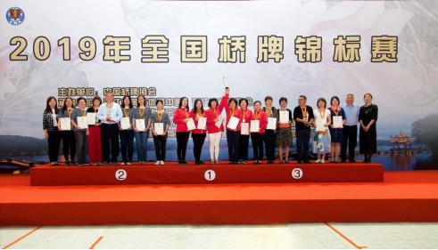 全國橋牌錦標賽落幕 北京華遠女隊勇奪冠軍 今年第二次摘得桂冠