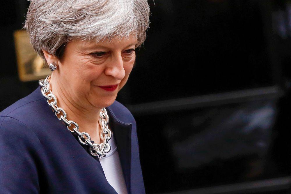 英国首相特雷莎·梅下周将与1922委员会讨论辞职问题