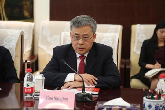 银保监会主席郭树清 :金融科技有必要遵循统一的监管规则和风险防控规范