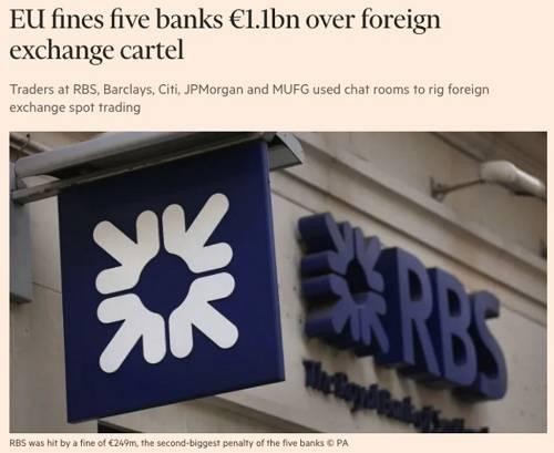 金融时报报道截图