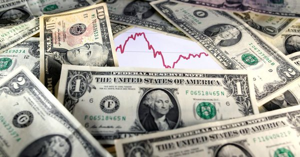 美元距离掉下王座还要多长时间?或许很快