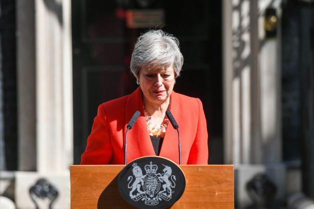 英国首相特雷莎·梅正式宣布将于6月7日辞职_gtc泽汇资本