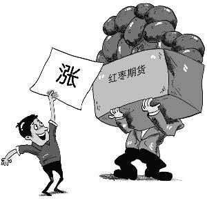 """红枣上演""""股期联动"""" 农产品价格传导惹关注"""
