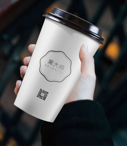 黑大师即饮茶,养生奶茶时代的追梦人
