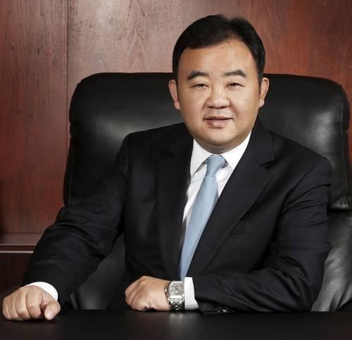 中国旅游协会副会长、新华联文旅发展董事长苏波