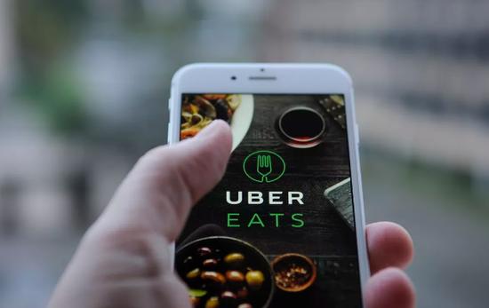Uber上线十年持续亏损,外卖将成业务增长点?