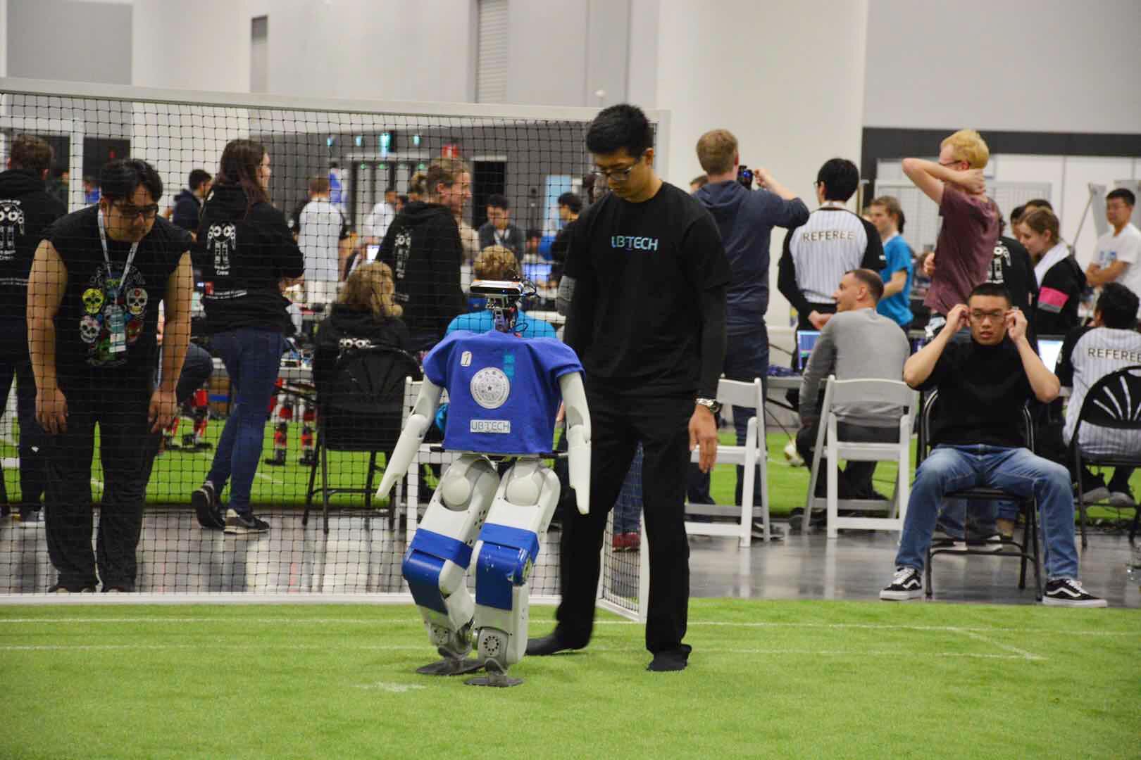 优必选科技&清华大学斩获2019 RoboCup多项大奖,彰显人形机器人技术优势