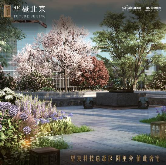 望京最后的新品住宅华樾北京正式面世? 示范区将于近期开放