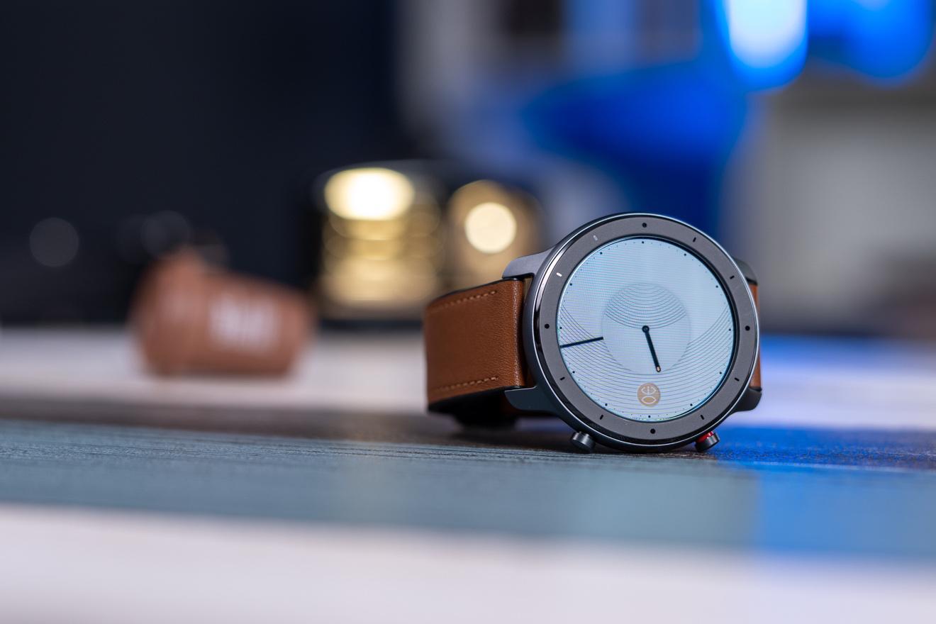 「硬和实验室」华米 Amazfit GTR 体验:最像传统手表的智能手表?