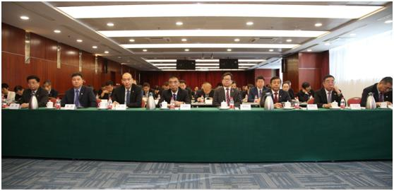 """新华保险""""不忘初心、牢记使命""""主题教育动员大会在京召开"""