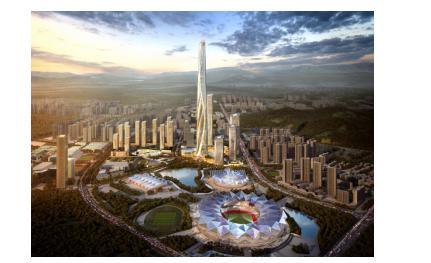 深圳世茂深港国际中心(效果图)