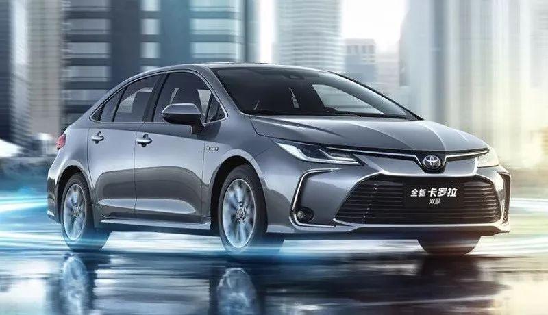 2019汽车保值排行榜_全新卡罗拉开启预售,起售价偏高是否仍能开启 开挂