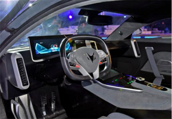 售价或超100万!北汽新能源首款电动跑车将在2019年广州车展上市