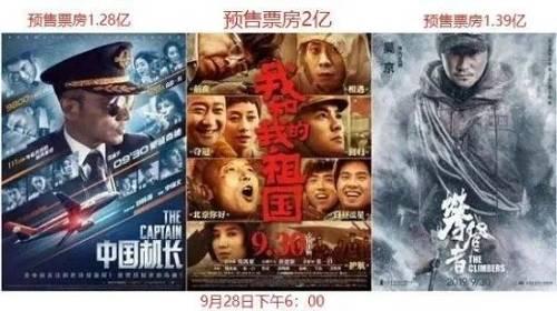 从演员阵容上看,吴京和张译同时是《我和我的祖国》、《攀登者》两部电影的主演,其中吴京更是国内仅有的几位票房超百亿明星之一,经过此次国庆档电影后,吴京电影票房将再创新高。