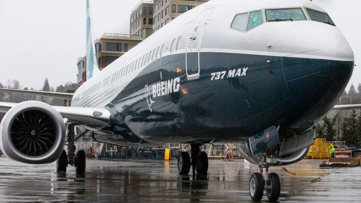"""波音""""延迟披露""""737MAX关键信息 创三年最大单日跌幅"""