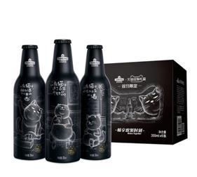 """华晨宇带你进入夜猫子的花花世界 青岛啤酒""""夜猫子""""啤酒天猫预售火爆开启"""