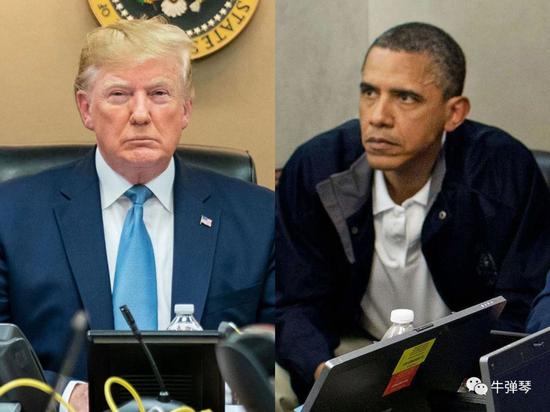 白宫发布的这两张照片 透露至少10个美国秘密(图)