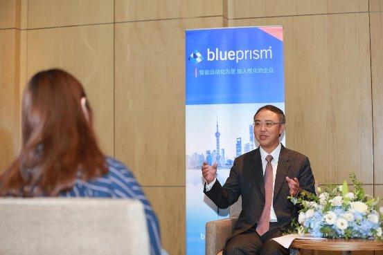"""中国RPA市场水大鱼大,看Blue Prism如何""""入乡随俗""""?插图(1)"""
