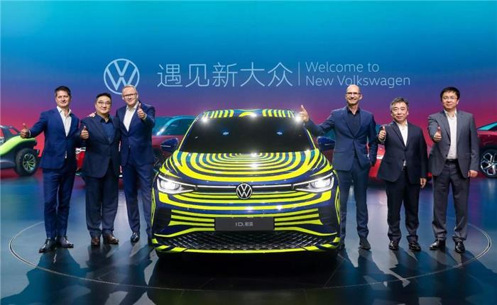 通過ID.家族詮釋品牌新態度 大眾汽車品牌的創新與野心