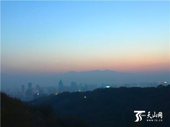 再享受一日晴好 明天(11月5日)冷空气来北疆探班