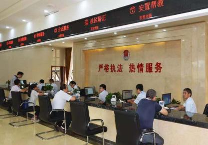 南昌公共法律服务中心贴近居民心