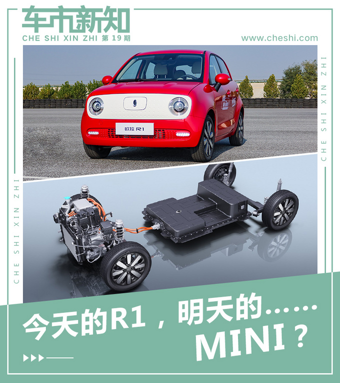 今天的欧拉R1,未来的纯电动MINI?解读长城ME平台